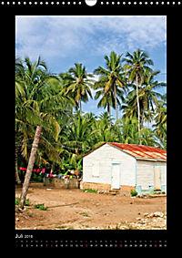 Dominikanische Republik (Wandkalender 2018 DIN A3 hoch) Dieser erfolgreiche Kalender wurde dieses Jahr mit gleichen Bild - Produktdetailbild 7