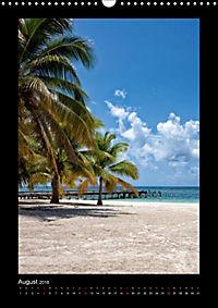 Dominikanische Republik (Wandkalender 2018 DIN A3 hoch) Dieser erfolgreiche Kalender wurde dieses Jahr mit gleichen Bild - Produktdetailbild 8