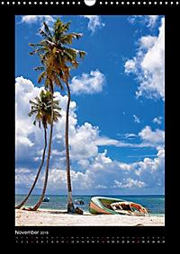 Dominikanische Republik (Wandkalender 2018 DIN A3 hoch) Dieser erfolgreiche Kalender wurde dieses Jahr mit gleichen Bild - Produktdetailbild 11
