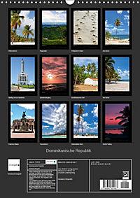 Dominikanische Republik (Wandkalender 2018 DIN A3 hoch) Dieser erfolgreiche Kalender wurde dieses Jahr mit gleichen Bild - Produktdetailbild 13
