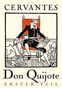 Don Quijote, 2 Bde. - Produktdetailbild 2