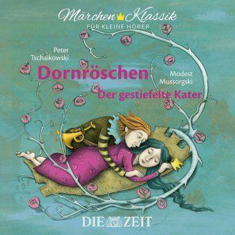Dornröschen und Der gestiefelte Kater, 1 Audio-CD, Jacob Grimm, Wilhelm Grimm