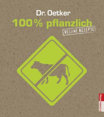 Dr. Oetker 100% pflanzlich, Dr. Oetker