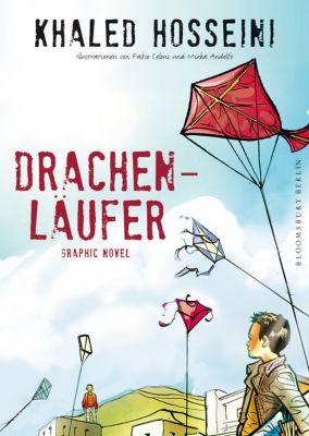 Drachenläufer, Graphic Novel, Khaled Hosseini, Fabio Celoni, Mirka Andolfo