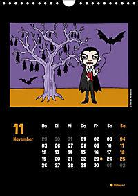 Draculendar 2018 (Wandkalender 2018 DIN A4 hoch) - Produktdetailbild 11