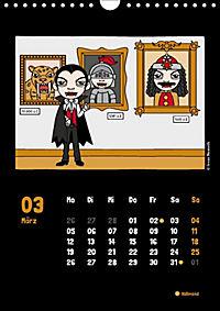 Draculendar 2018 (Wandkalender 2018 DIN A4 hoch) - Produktdetailbild 3