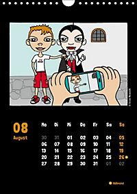 Draculendar 2018 (Wandkalender 2018 DIN A4 hoch) - Produktdetailbild 8