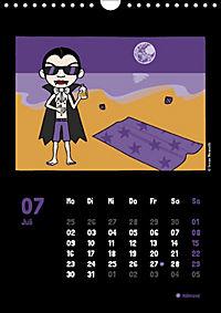 Draculendar 2018 (Wandkalender 2018 DIN A4 hoch) - Produktdetailbild 7