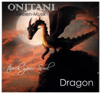 Dragon, 1 Audio-CD, Bettina Mosca-Schütz, Tino Mosca-Schütz