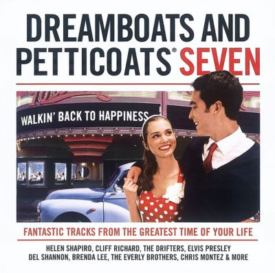 Dreamboats and Petticoats Seven, 2CDs