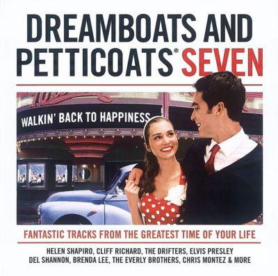 Dreamboats and Petticoats Seven, 2CDs