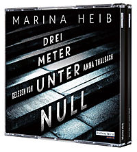 Drei Meter unter Null, 5 Audio-CDs - Produktdetailbild 1