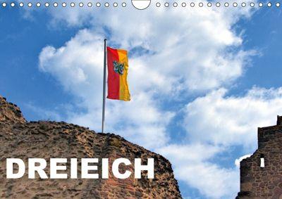Dreieich (Wandkalender 2018 DIN A4 quer), Claus-Uwe Rank