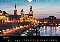 Dresden-Saxony-Germany-Europe / UK-Version (Wall Calendar 2018 DIN A4 Landscape) - Produktdetailbild 8