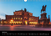 Dresden-Saxony-Germany-Europe / UK-Version (Wall Calendar 2018 DIN A4 Landscape) - Produktdetailbild 6