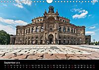 Dresden-Saxony-Germany-Europe / UK-Version (Wall Calendar 2018 DIN A4 Landscape) - Produktdetailbild 9