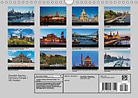 Dresden-Saxony-Germany-Europe / UK-Version (Wall Calendar 2018 DIN A4 Landscape) - Produktdetailbild 13