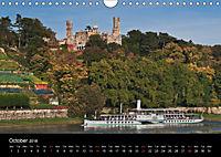 Dresden-Saxony-Germany-Europe / UK-Version (Wall Calendar 2018 DIN A4 Landscape) - Produktdetailbild 10