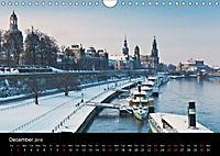 Dresden-Saxony-Germany-Europe / UK-Version (Wall Calendar 2018 DIN A4 Landscape) - Produktdetailbild 12