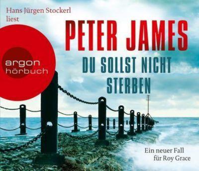 Du sollst nicht sterben, 6 CDs, Peter James