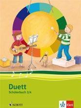 Duett, Ausgabe Grundschule, Neubearbeitung: 3./4. Schuljahr, Schülerbuch