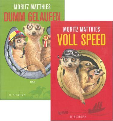 Dumm gelaufen / Voll Speed, 2 Bände, Moritz Matthies