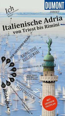 DuMont direkt Reiseführer Italienische Adria, Annette Krus-Bonazza