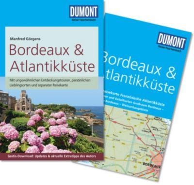 DuMont Reise-Taschenbuch Reiseführer Bordeaux & Atlantikküste, Manfred Görgens