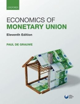 Economics of Monetary Union, Paul De Grauwe
