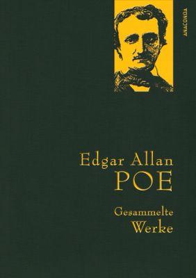 Edgar Allan Poe - Gesammelte Werke, Edgar Allan Poe