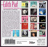 Edith Piaf - Birthday Edition - 16 Original Albums, 10 CDs - Produktdetailbild 1