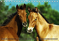 Edle spanische Pferde - Pura Raza Espanola (Tischkalender 2018 DIN A5 quer) - Produktdetailbild 11
