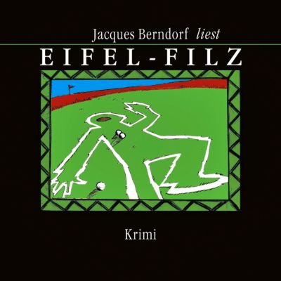Eifel-Filz, MP3-CD, Jacques Berndorf