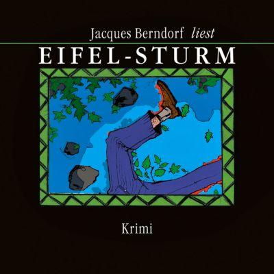 Eifel-Sturm, MP3-CD, Jacques Berndorf