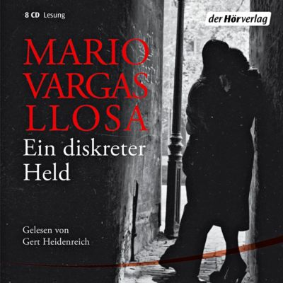 Ein diskreter Held, 8 CDs, Mario Vargas Llosa