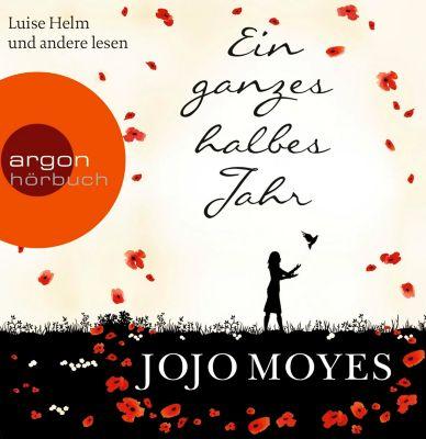 Ein ganzes halbes Jahr, 12 Audio-CDs, Jojo Moyes