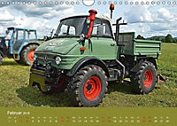 Ein Mythos mit Stern - das Universalmotorgerät (Wandkalender 2018 DIN A4 quer) - Produktdetailbild 2
