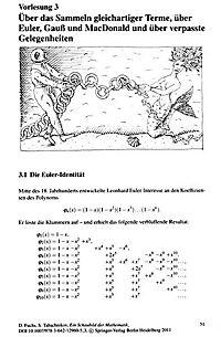 Ein Schaubild der Mathematik - Produktdetailbild 2