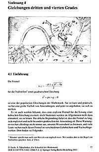 Ein Schaubild der Mathematik - Produktdetailbild 4