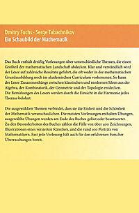 Ein Schaubild der Mathematik - Produktdetailbild 1