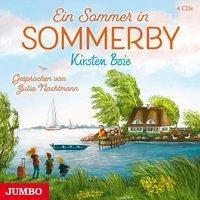 Ein Sommer in Sommerby, 4 Audio-CDs, Kirsten Boie