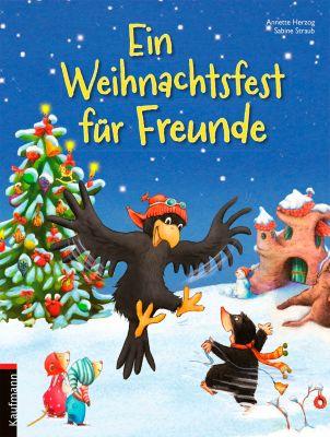 Ein Weihnachtsfest für Freunde, Annette Herzog, Sabine Straub