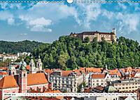 Ein Wochenende in Ljubljana (Wandkalender 2018 DIN A3 quer) - Produktdetailbild 1