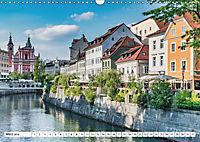 Ein Wochenende in Ljubljana (Wandkalender 2018 DIN A3 quer) - Produktdetailbild 3