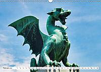 Ein Wochenende in Ljubljana (Wandkalender 2018 DIN A3 quer) - Produktdetailbild 2