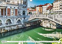 Ein Wochenende in Ljubljana (Wandkalender 2018 DIN A3 quer) - Produktdetailbild 8