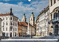 Ein Wochenende in Ljubljana (Wandkalender 2018 DIN A3 quer) - Produktdetailbild 12