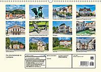 Ein Wochenende in Ljubljana (Wandkalender 2018 DIN A3 quer) - Produktdetailbild 13