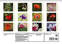 Eine Reise durch den Garten (Wandkalender 2018 DIN A3 quer) - Produktdetailbild 13