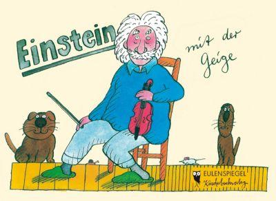 Einstein mit der Geige, Peter Tille, Manfred Bofinger